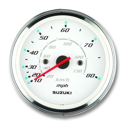 "4"" 80mph Speedometer picture"