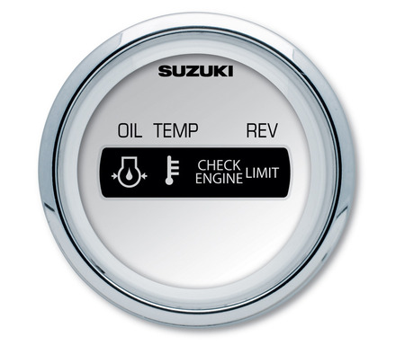 """2"""" Engine Monitor Gauge picture"""