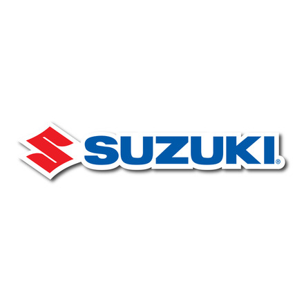 "Suzuki Decal, 12"" picture"