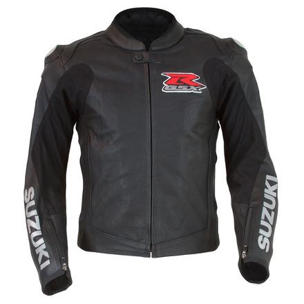 GSX-R Leather Jacket, Black picture