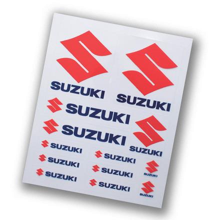 Suzuki Decals picture