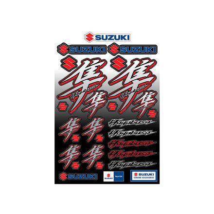 Hayabusa Decal Sheet picture