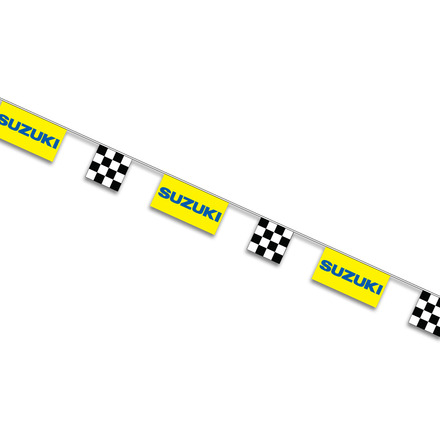 Suzuki String Pennants, Yellow picture