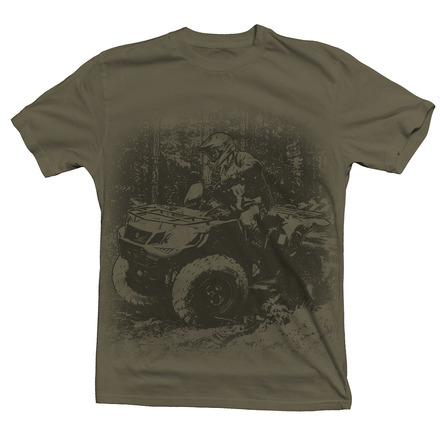 Rule The Land Tee picture