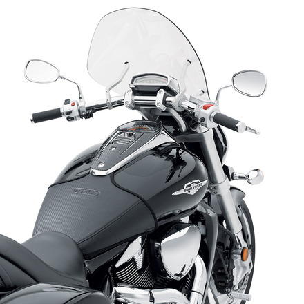 Carbon Look Tank Cover picture