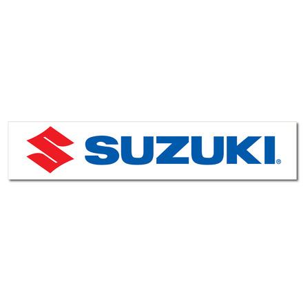 Suzuki Banner, 4'x20' picture