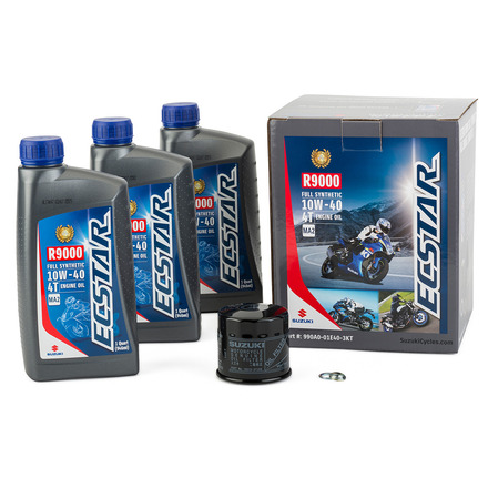 ECSTAR R9000 Full Synthetic Oil Change Kit (3 Quart) picture