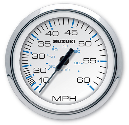 "4"" 60mph Speedometer picture"