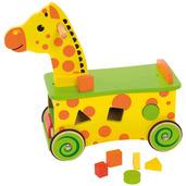 Giraffe Ride On