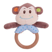 Cheeky Monkey Ring Rattle