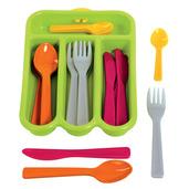 Cutlery Set (Green)