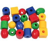 Small Lacing Beads (1440 Pieces)