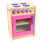 Pink and Green Kitchen Cooker