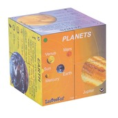 Planets Solar System Statistics Cubebook
