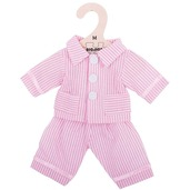 Pink Pyjamas (for 34cm Doll)