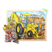Tray Puzzle Digger