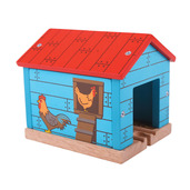 Chicken Shed Tunnel
