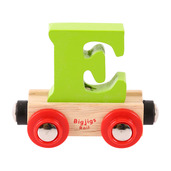 Rail Name Letter E (Green)