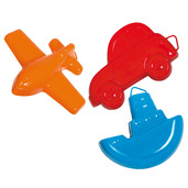 Sandmould (Vehicles) (Pack of 3)