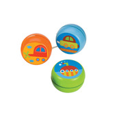 Transport Yo-Yo's (Pack of 3 - Car