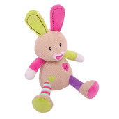 "Bella Cuddly 12"" Soft Plush Toy"