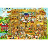 Castle Floor Puzzle (24 Piece)