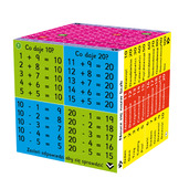 Polish Addition and Subtraction Cube Book