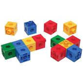 Linking Cubes (600 Pieces)