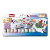 Textil One 10g (Pack of 12 - Assorted Colours)