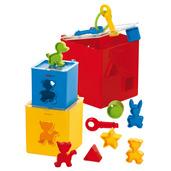 Locking Puzzle Box