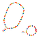 Cupcake Bracelet and Necklace (Spot Sweet)