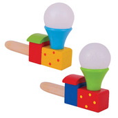 Puffing Trains (Pack of 2 - Blue/Green Funnel)