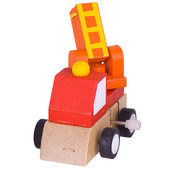 Clockwork Vehicle (Fire Engine)