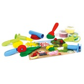 Play Mats and Tools Dough Set