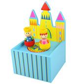Fairy Castle Music Box