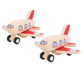 Pull Back Planes (Pack of 2)