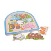 Farm Arched Puzzle