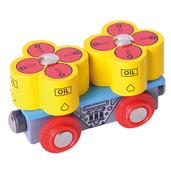 Oil Barrels Wagon