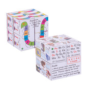 Key Stage 1 Cubebook Pack - Add & Subtract and Spelling Cubebooks