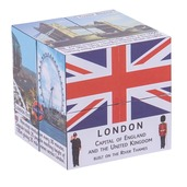London Facts and Attractions Cubebook