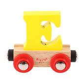 Rail Name Letter E (Yellow)