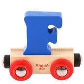 Rail Name Letter F (Dark Blue)