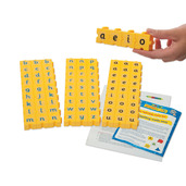 Braillephun Lower Case Letters Set in a Bag