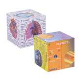Science Cubebook Pack - Human Body and Planets Cubebooks