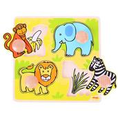 My First Peg Puzzle Safari