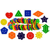 12 Shape Number and Geometry Buttons