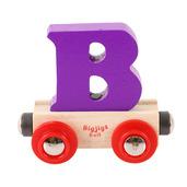Rail Name Letter B (Purple)