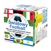 Polish World Football Top Teams and Statistics Cube Book