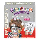 Basic Make Up Pocket 5g + Textil One 10g (Robot Set)