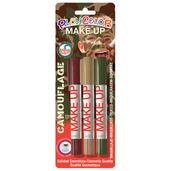 Basic Make Up Pocket 5g (Camouflage Set)